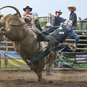 2017 Moosomin Rodeo - July 7 - 9, 2017