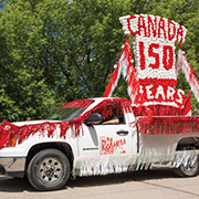 Redvers, Saskatchewan - Canada Day 2017 Celebrations