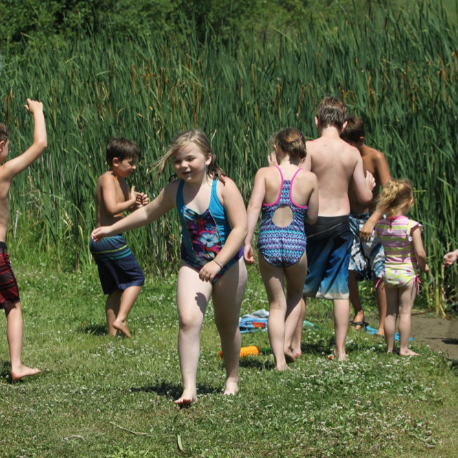 Welwyn Lake Swimming Lessons - July 6, 2017