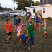 Wapella Church of the Nazarene held an end of summer camp out celebration from August 23-26, 2018