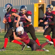 The Generals Girls payed a game against Melville on Thursday September 6, 2018