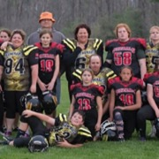 The Moosomin Generals Girls held a fun game against their moms and some dads on Friday, June 15 at the Generals Battlefield in Moosomin