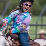 New at the Moosomin Rodeo this year was a kids rodeo held on Saturday July 7th in the afternoon.