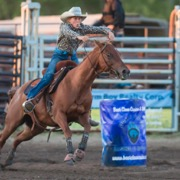 The Moosomin Rodeo took place Friday, July 6 and Saturday, July 7 with lots of action both nights.