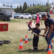 The Elkhorn Western Weekend, held August 4-5, was very busy with events for all ages over the two-day period