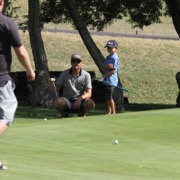 The Pipestone Hills Golf Club Junior Golf Tournament was held on Wednesday with 46 golfers from around the region coming out to golf.