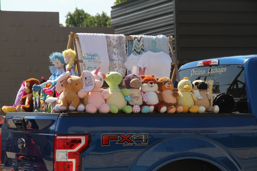 The Moosomin Chamber of Commerce parade was held on Saturday, July 7 with floats and entries from Moosomin and the surrounding area