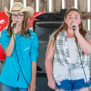 A Moosomin Rodeo Idol and Junior Rodeo Idol contest was held at the rodeo grounds the Saturday July 7th.