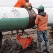 Construction on the Enbridge Line 3 Replacement