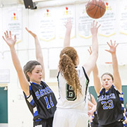 The Moosomin senior girls basketball team hosted the Lyle Severson Marquis Classic on Friday and Saturday, Jan. 18-19. The tournament included teams from Rocanville, Redvers, Langenburg, and Souris.