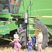Moosomin Harvest of Hope: September 1, 2017