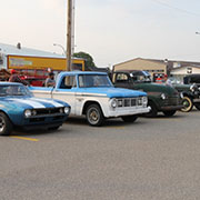 Moosomin Car Show - August 17, 2017