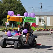 Wapella Fun Days Parade - Saturday, August 12, 2017