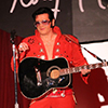 Elvis tribute artist Rory Allen performed in Moosomin on Sunday, Feb. 3, 2019 to a full theatre. The concert, organized by Moosomin resident Mary McGonigal, was a fundraiser for four community organizations—the Saskatchewan Elks Senior Homes, Moosomin Legion, MOTOH, and the McAuley Church building. Proceeds from the concert came to a total of $3,952—a total of $988 for each of the organizations, and McGonigal topped up the proceeds so that each group received $1,000