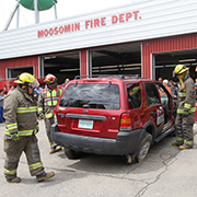 Members of the Moosomin Volunteer Fire Department held an Open House on Saturday, June 8, 2019.