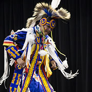 Rocanville Community Days was held Friday, June 21, 2019 and Saturday, June 22, 2019, and as part of the Friday night celebrations there was local talent performing and pow wow dancers from Ochapowace before the GX94 Star Search semi finals were held that night.