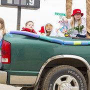 A parade was held on Saturday, June 22, 2019 as part of Rocanville Community Days
