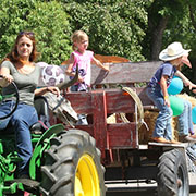 Moosomin Chamber of Commerce Rodeo Parade was held on Saturday, July 6, 2019