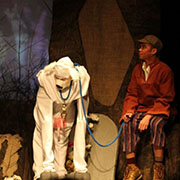 Creative Visions Productions presents: Into The Woods, November 10 - 12, 2017 at Moosomin Conexus Convention Centre.
