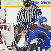 January 6, 2018: Big 6 Hockey Action - Wawota Flyers vs. Redvers Rockets