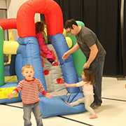 Moosomin Family Resource Centre Children's Carnival was held on Saturday, January 13, 2018.