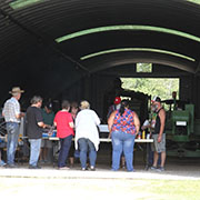 Rocanville Museum held a Family Fun Day on Friday, August 16, 2019