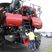 A Touch a Truck event was held in the Moosomin Celebration Ford parking lot on September 7, 2019. Hosted by the Moosomin Family Resource Centre, there were lots of excited kids who got to play on tractors, combines, quads, fire trucks, ambulances, and other equipment!
