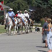 Wawota Heritage Days Parade - August 2, 2019