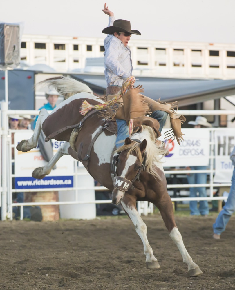 The Whitewood/Chacashas 20th annual rodeo was held August 9-10, 2019