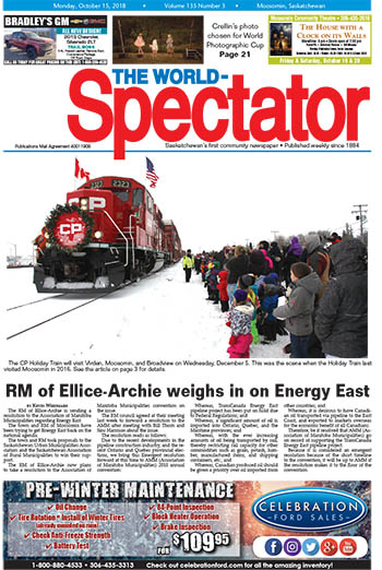 RM of Ellice-Archie weighs in on Energy East
