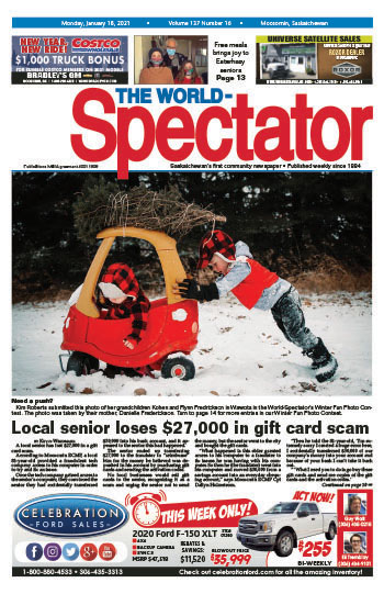 Local senior loses $27,000 in gift card scam
