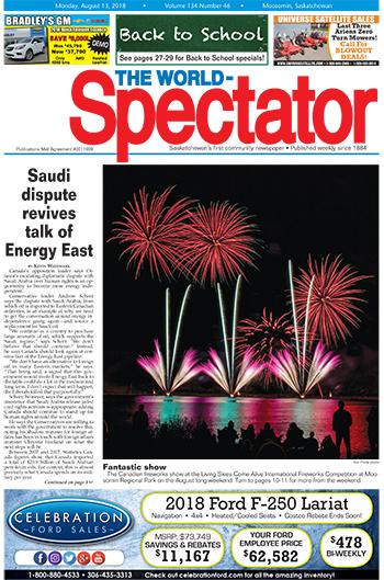 Saudi dispute revives talk of Energy East