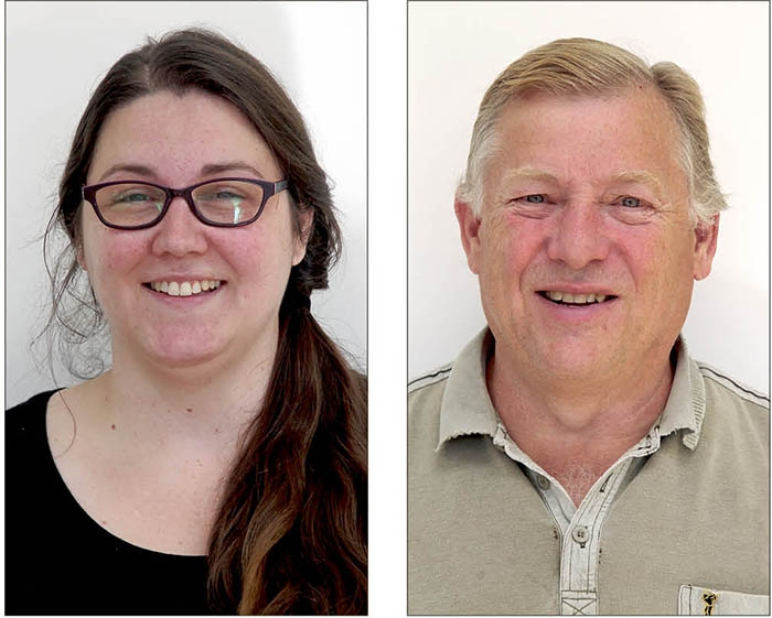 Amy Johnson & Greg Nosterud are candidates for Moosomin Town Council
