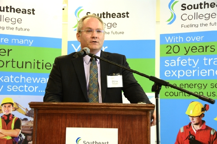 Former Southeast College CEO Dion McGrath