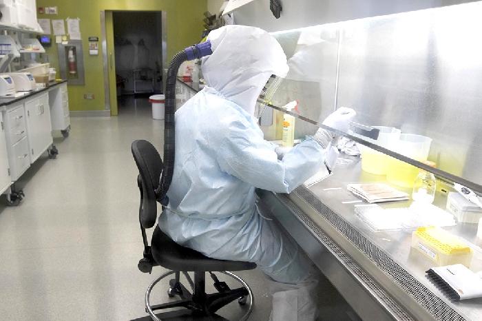 VIDO-InterVac researchers are working on prototype vaccines to combat the new coronavirus outbreak. (Photo: David Stobbe)