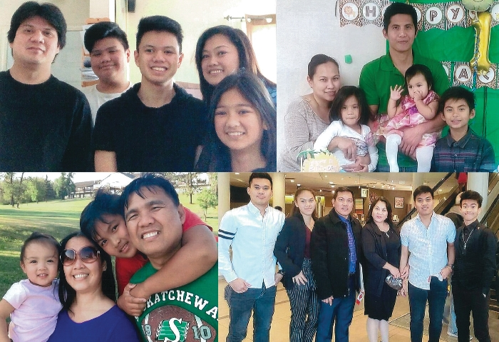 Four local Filipino families reflect on a Filipino tradition transplanted to Moosomin