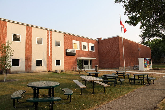 McNaughton High School has hired more new teachers than the Estevan Comp and the Weyburn Comp this year.