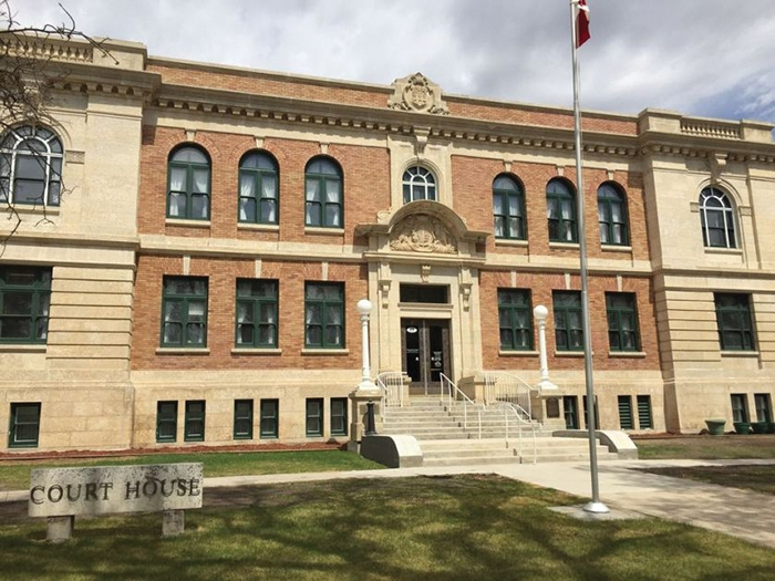 Gregor Gmerek was found guilty at the Yorkton Court of Queen's Bench Friday.