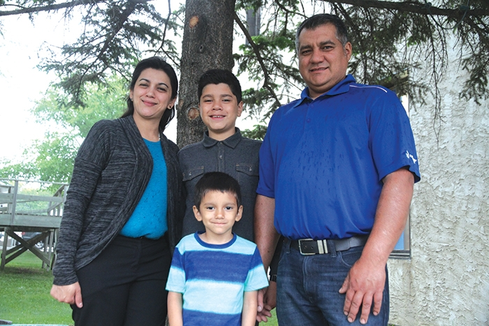 <b>Hoping to stay in Canada</b> Lesi, Victor Junior, Victor, and young Edward are hoping Public Safety Minister Ralph Goodale will intervene to stay the removal order against them. The family is set to be deported to Honduras between July 1 and July 10, where they feel their lives will be in danger. They fled the country and claimed refugee status in Canada in 2011. The youngest son Edward is a Canadian citizen who has never been to Honduras.