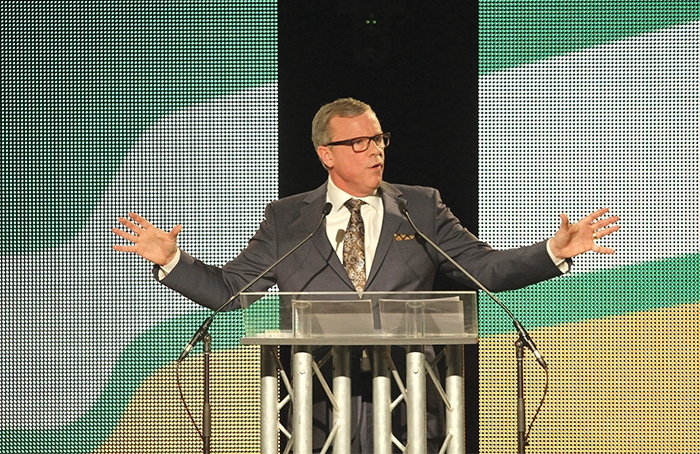 Brad Wall says his farewell as Saskatchewan's premier at the 2018 Saskatchewan Party Leadership convention.