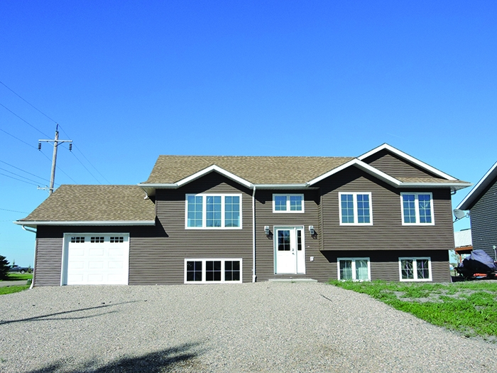 One of the new builds completed by the Elkhorn Development Corporation over the years.