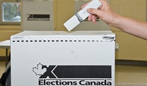 Record numbers voted in advance polls in Sask, Manitoba