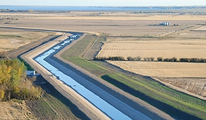 Sask putting $4 billion into irrigation