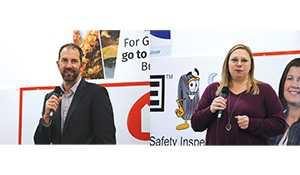 Bridges Law, Parkland CPAP introduce themselves