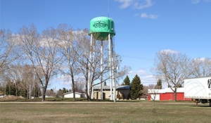 Water restrictions in place in Moosomin