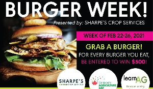 Restaurants unveil their entries for Burger Week