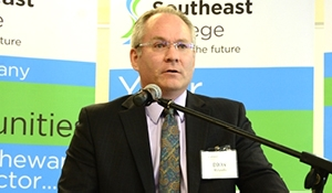 Southeast College looking for new CEO