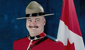 Fallen RCMP officer Allan Poapst honored