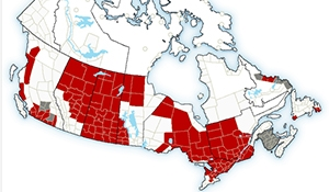 All of Saskatchewan now under extreme cold warning