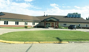 Status of Redvers hospital upgraded
